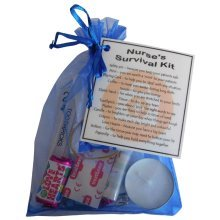 Nurse's Survival Kit - A great gift to thank your nurse