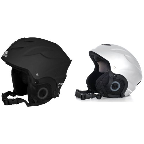 Trespass Kids Unisex Burlin Snowsport Ski Helmet