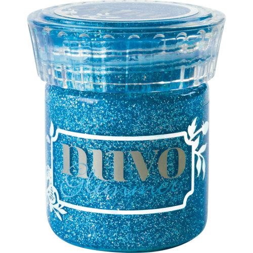 Nuvo Glimmer Paste 1.6Oz-Sapphire Blue