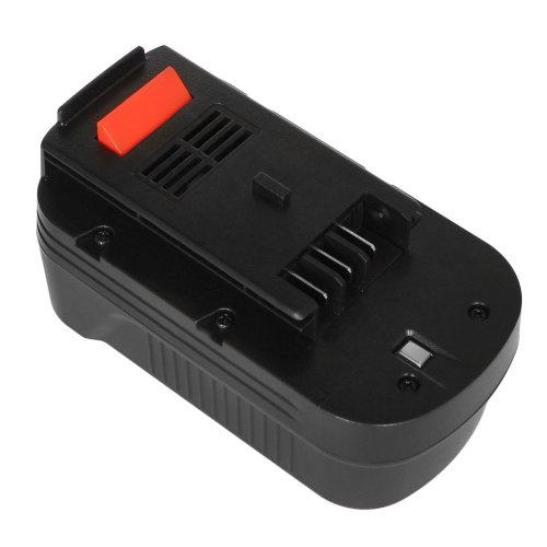 2000mAh 18V Ni-CD Battery for BLACK DECKER PS18K2 A1718 A18 FSB18