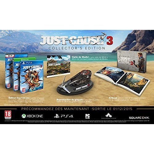 Just Cause 3 (PC DVD) (New)