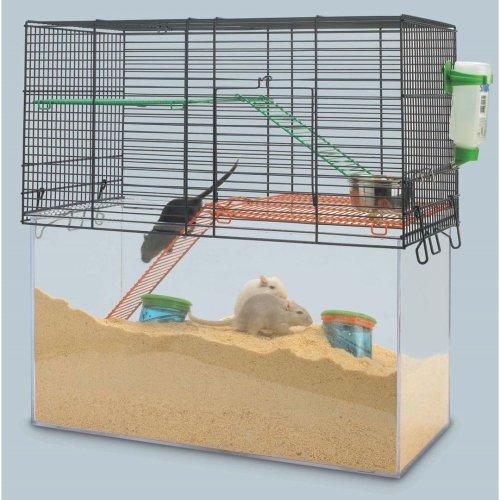 Habitat Hamster/gerbil Cage 52x26x52.5cm