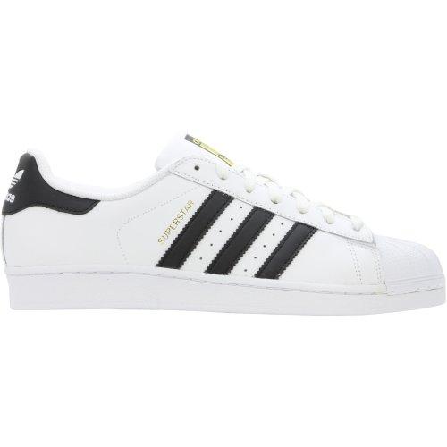 f087e4146 adidas Originals Superstar Foundation Trainers - White