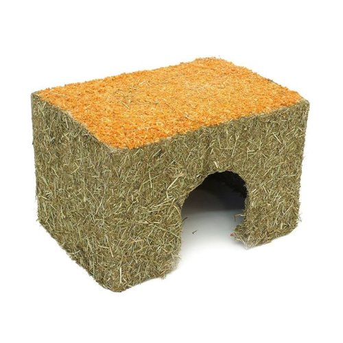 Rosewood Carrot Cottage for Small Animals - Medium