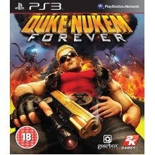 Duke Nukem Forever Sony Playstation 3 Ps3 Game