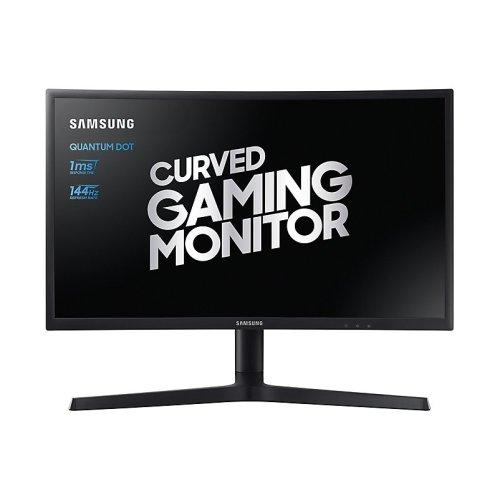 Samsung C24FG73 LED 23.5  Full HD Curved Black computer monitor