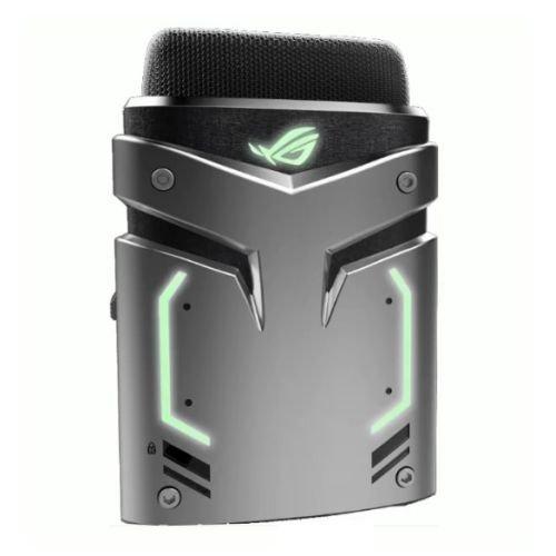 Asus ROG Strix Magnus Condenser Gaming Microphone, Noise Cancellation, RGB Lighting