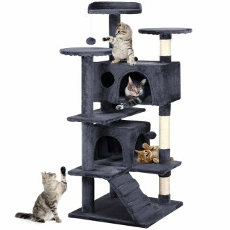 Cat Scratching Post Tower Tree