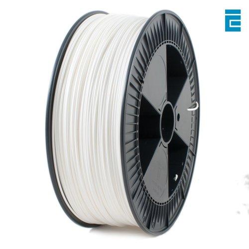ICE FILAMENTS ICEFIL3PLA135 PLA Filament, 2.85 mm, 2.30 kg, Wondrous White