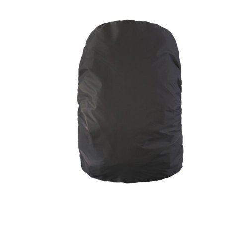 [BLACK] Camping/Hiking Water-proof Backpack Rain/Snow Cover,Size L,70-85L
