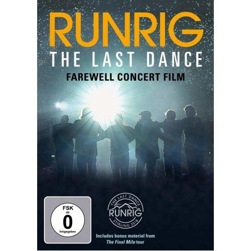 RUNRIG Runrig - THE LAST DANCE - FAREWELL CONCERT [DVD]