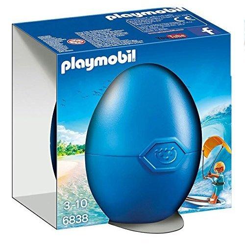 Playmobil 6838 Kite Surfer Gift Egg