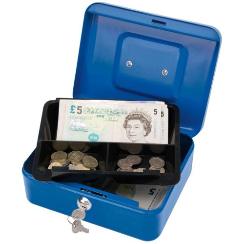 Draper Cash Box / Cash Tin Small