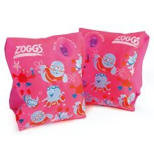 Swim Bands Pink Zoggy