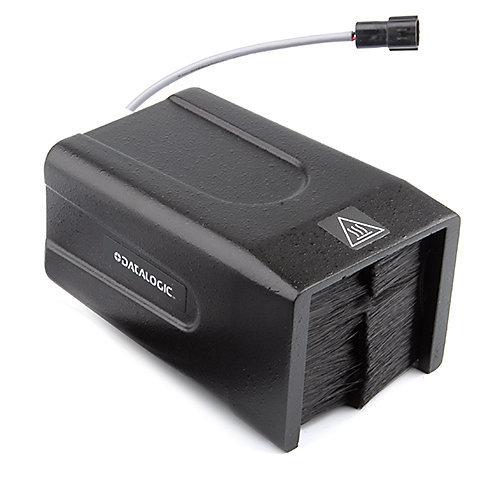 Datalogic Holder, Heated, 24VDC Active holder Black