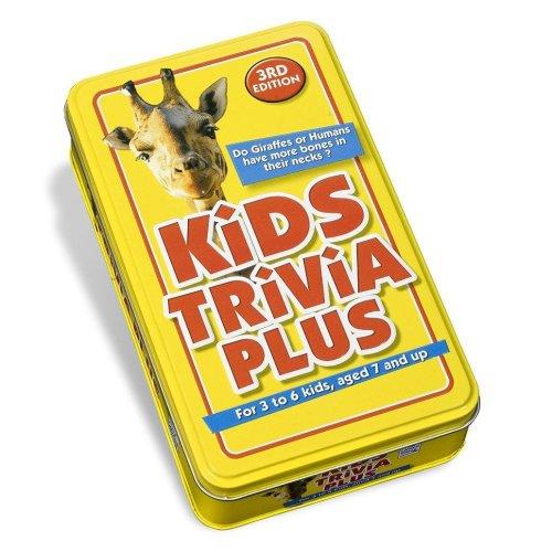 Kids' Trivia Plus (third Edition)