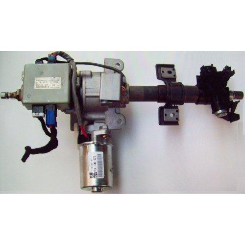 Vauxhall Corsa C Non Tilt EPS Steering Column + ECU GM 13136674 Q1T17775M