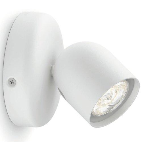 Philips myLiving Spotlight Zesta 4.5 W White 564903116