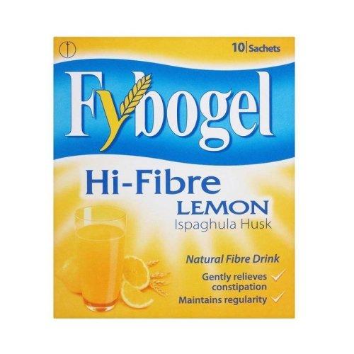 Fybogel Hi-Fibre Lemon 10 Sachets