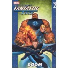 Ultimate Fantastic Four Volume 2: Doom TPB