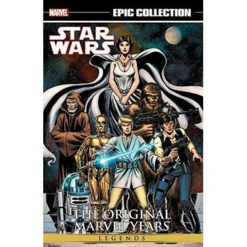 Star Wars Legends Epic Collection: the Original Marvel Years Vol. 1: Vol. 1