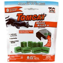 Tomcat BL23478 Refillable Mouse Bait Station