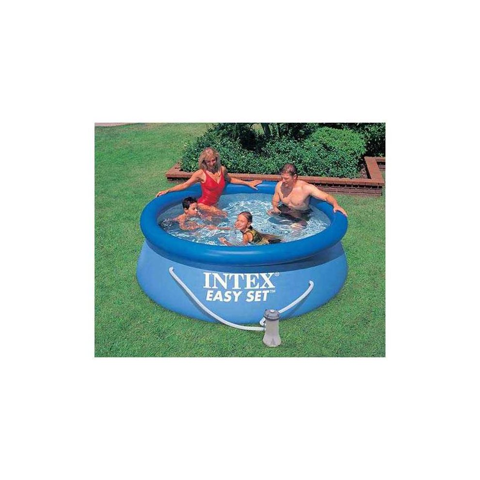 PVC Inflatable pool Intex 28112 244x76 Round Above Ground With