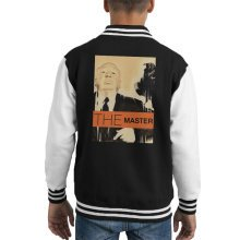 Alfred Hitchcock The Birds The Master Poster Kid's Varsity Jacket