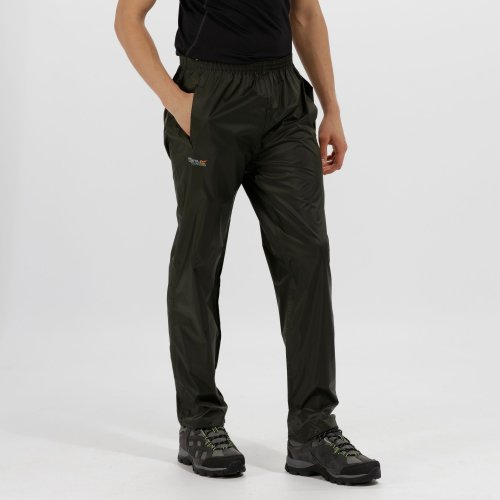 Regatta Men's Pack It Breathable Waterproof Overtrousers