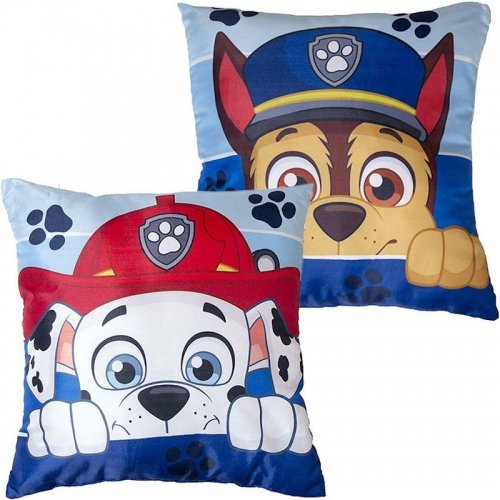 Official PAW Patrol Peek Reversible Character Filled Cushion