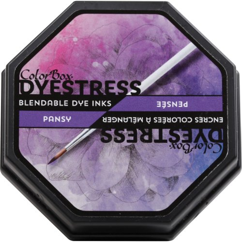 Colorbox Dye-Stress Inkpad-Pansy