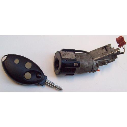 Citroen C5 Ignition Barrel And Key 9632897680