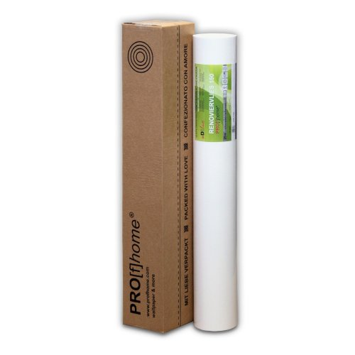 Lining paper 150 g Profhome non-woven wallpaper for painting   18.75 sqm