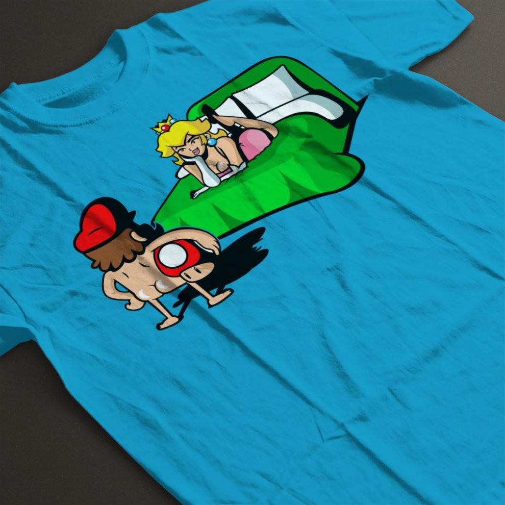 fe065bb96 Sex On Shrooms Super Mario Men's T-Shirt on OnBuy