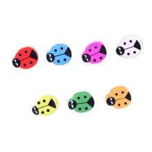 Creative Office Item/ Colorful Push Pins Pushpins/ 30 PCS Random Color   F