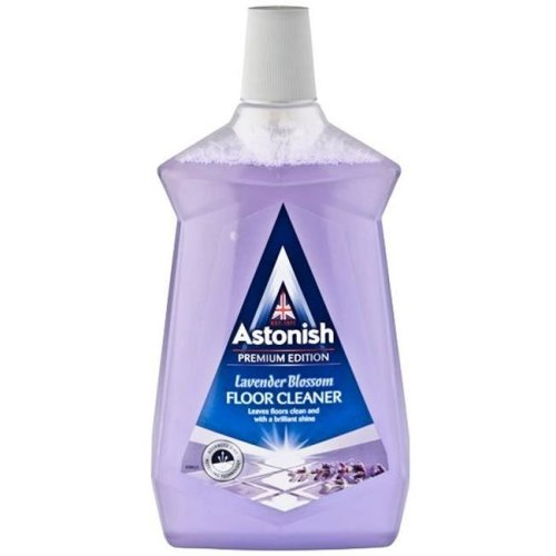 Astonish C6110 1LT 1 liter Floor Cleaner Lavender - Pack of 12