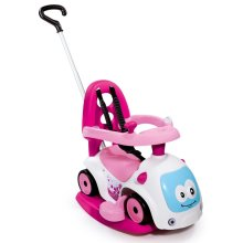 Smoby 4-in-1 Ride-on Car Maestro Balade III Pink 720301