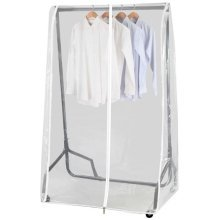 Transparent Clear Protection Clothes Hanger Rail Cover [6ft - 5ft]