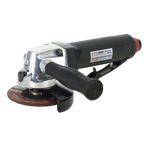 Sealey SA152 100mm Air Angle Grinder Composite Housing