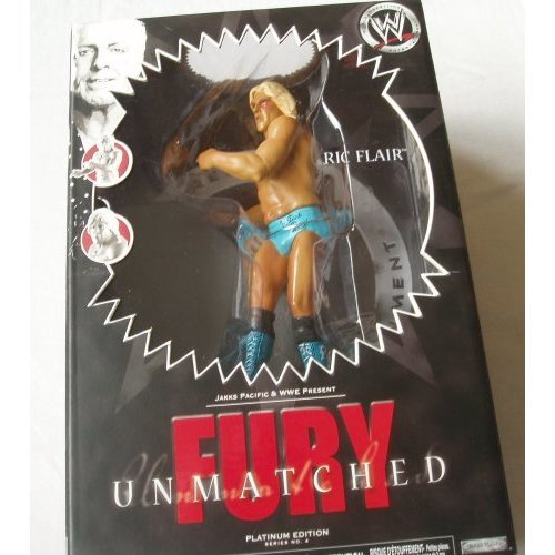 WWE Fury Unmatched Platinum Edition Series 4 - Ric Flair