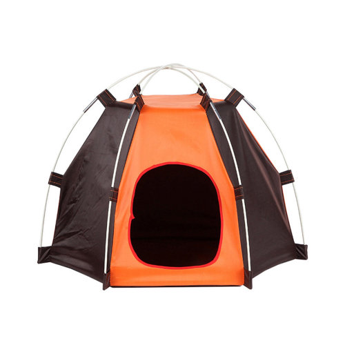 65*55*25cm Detachable Outdoor Pet Tent Dogs Cats Camping