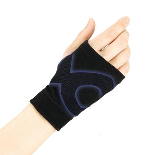 Premium Elastic Palm Support Wrist Gloves Brace Hand Protector for Sports/Golf