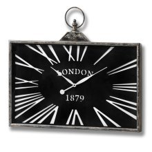 London 1879 Vintage Clock - Add Touch Class Your Home -  london 1879 vintage clock add touch class your home