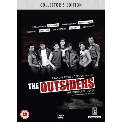 The Outsiders (2 Disc Special Edition) [DVD]