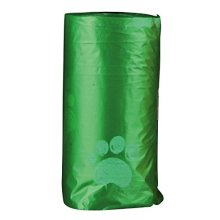 Trixie Pick Up Sorted Dirt Bags With 4 Rolls, Small - Dog 20 Roll Poo 22838 -  bags dog dirt small trixie 20 roll poo 22838 multi buy 4 rolls pick up