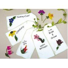 Quilled Creations Quilling Kit-Mini Flower Gift Tags