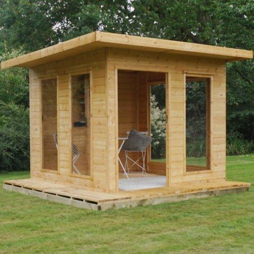 Cube Summerhouse