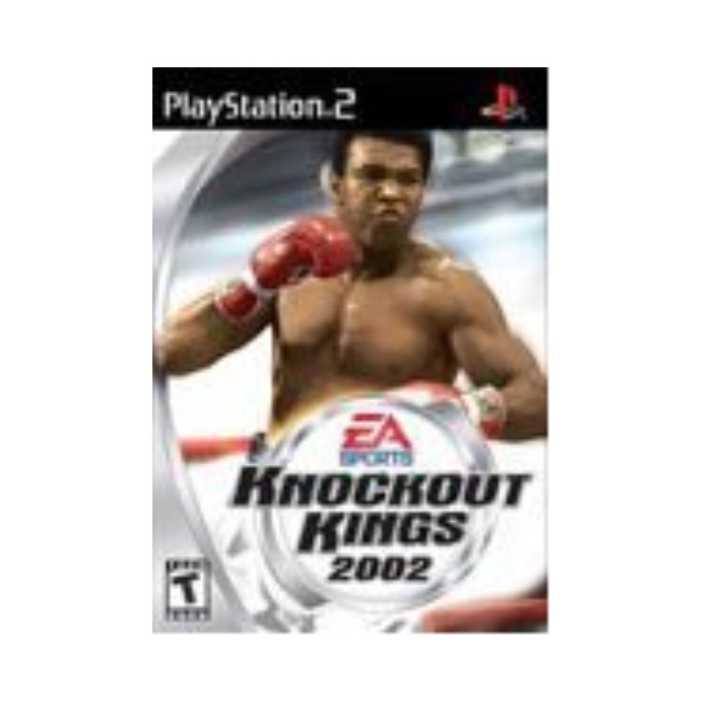 EA Knockout Kings 2002