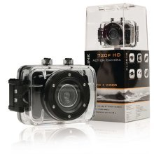 Camlink Action Camera 720p Complete Kit With Mounts
