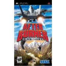 After Burner: Black Falcon / Game